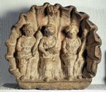 Relief aux déesses Mères