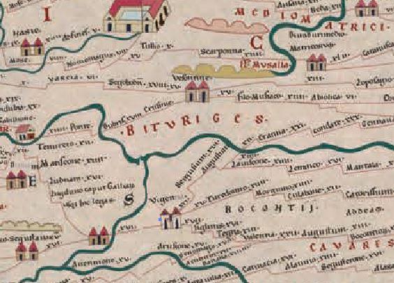 38e Journées Internationales d'Archéologie Mérovingienne