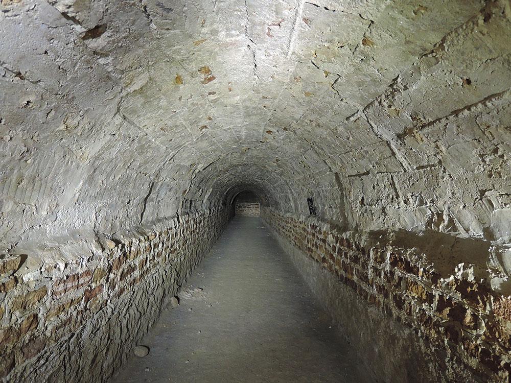 Conférence : Les souterrains antiques de la Croix-Rousse dits « en arêtes de poisson »