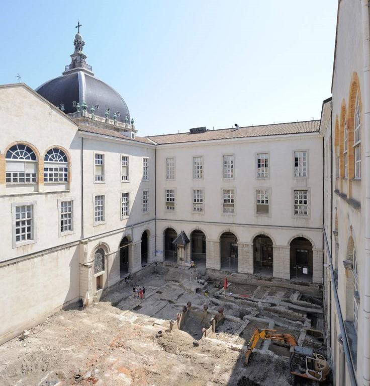 Conférence : Les fouilles de l'Hôtel-Dieu