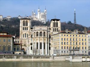 Cathédrale Saint-Jean et basilique de Fourvière
