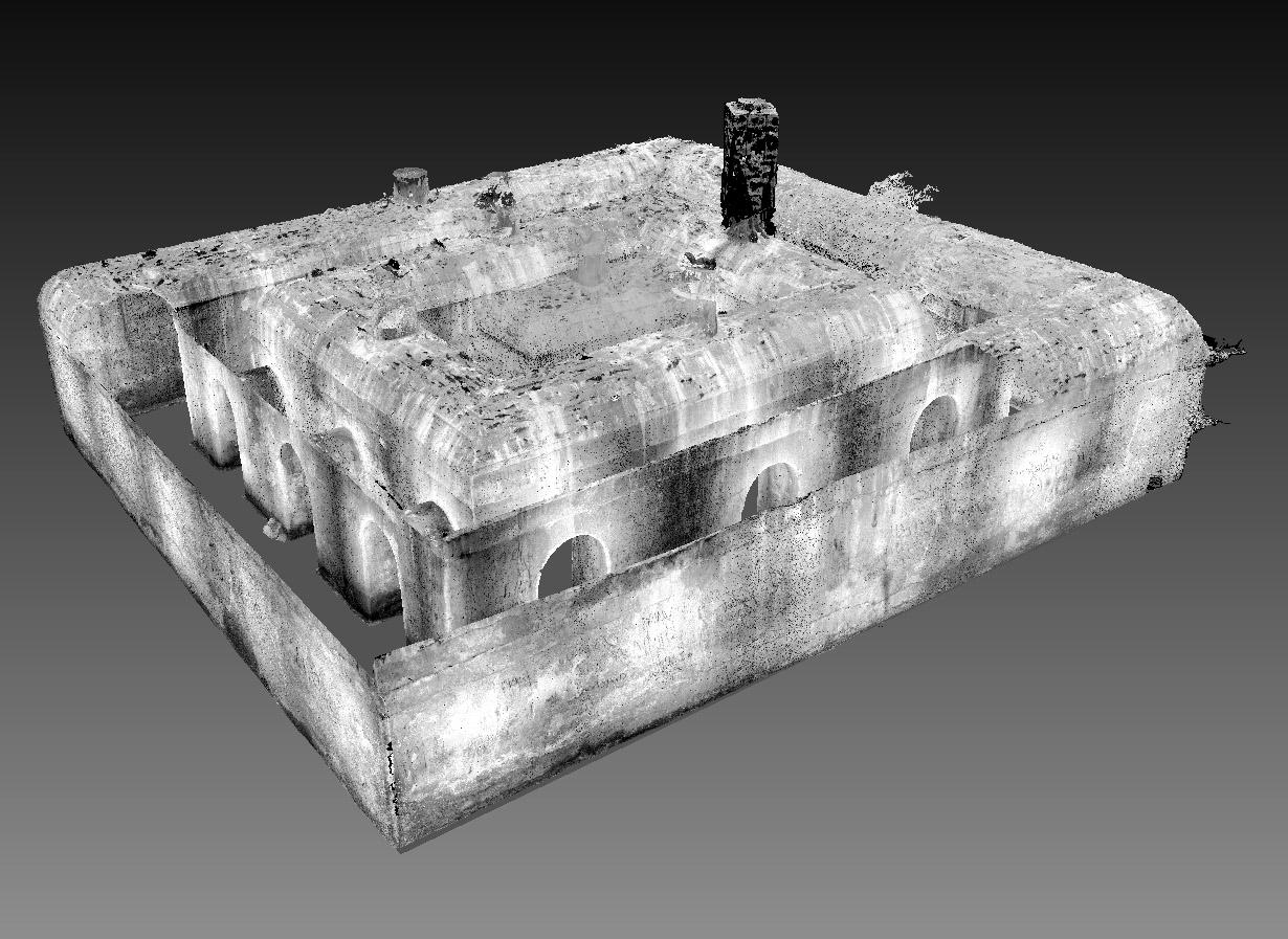 Nouveau dossier : le relevé 3D de la grotte Bérelle