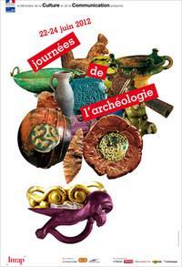 Journées nationales de l'Archéologie 2012 © I NRAP