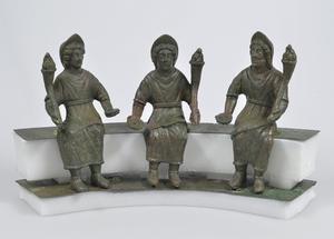 Les trois déesses mères