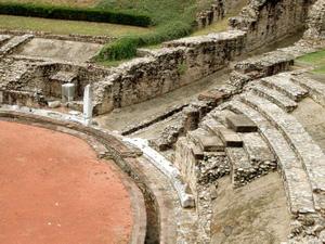 Amphithéâtre des Trois Gaules © SA Ville de Lyon