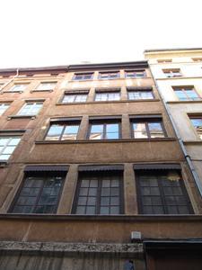 Vue de la façade du bâtiment © SAVL