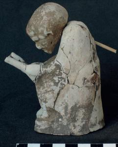 figurine articulee antique