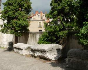 Sarcophages © SA Ville de Lyon