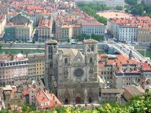 Cathédrale Saint-Jean © SA Ville de Lyon