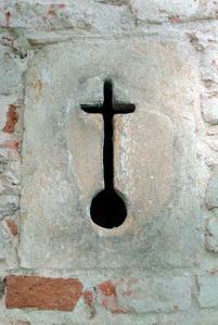 Fenêtre de tir en croix © SA Ville de Lyon