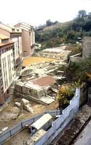 Vue du site, 1987 © SA Ville de Lyon